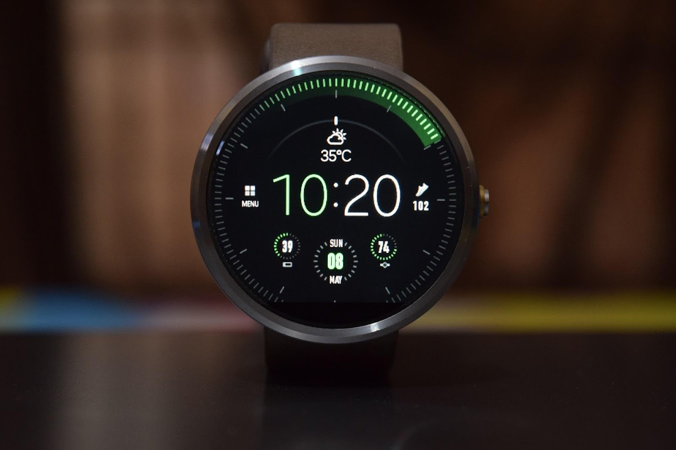 Minimus Interactive Watch Face Screenshot 15