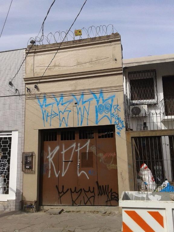 Terreno, Cidade Baixa, Porto Alegre (TE0356)