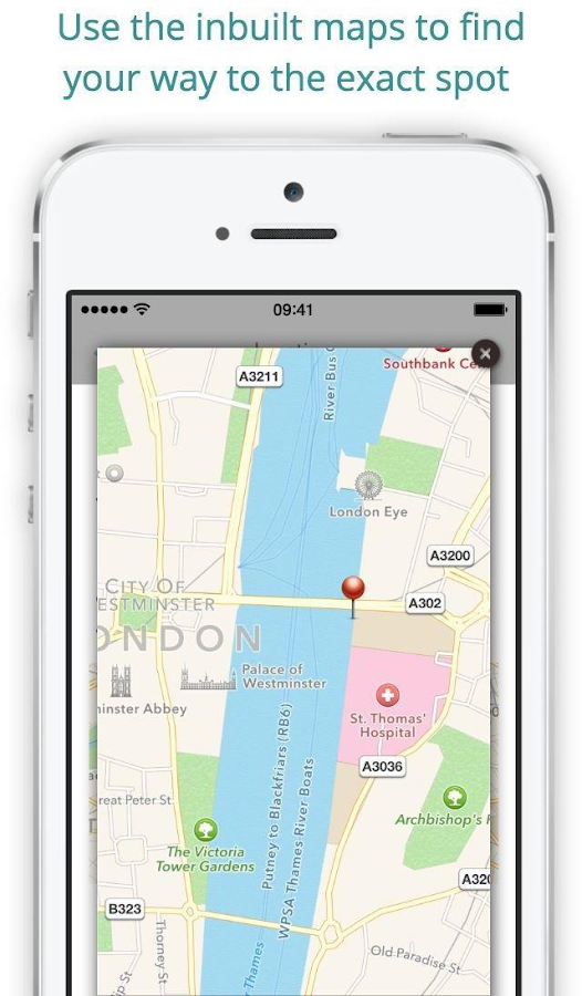 SnapFindr - City Photo Guide Screenshot 3