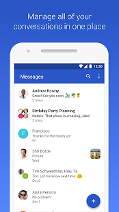 App Android Messages APK for Windows Phone