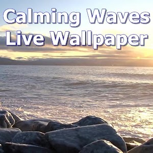 Calming Waves Live Wallpaper for PC-Windows 7,8,10 and Mac