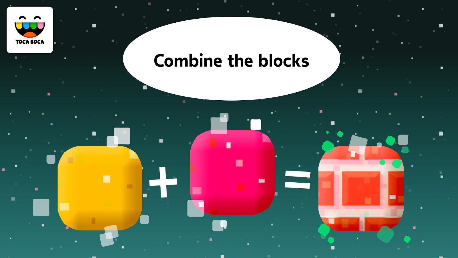 Toca Blocks Screenshot 1