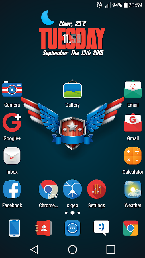 Oniron - Icon Pack Screenshot 4