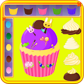 Game cooking games cake coloring APK for Windows Phone