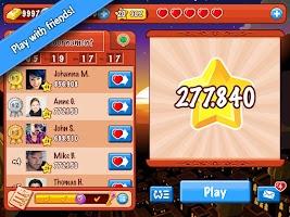 Screenshot of Diamond Dash