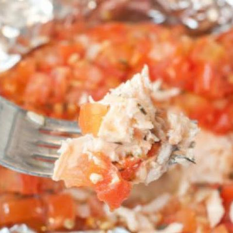 Easy Baked Salmon in foil