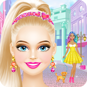 Fashion Girl Salon For PC