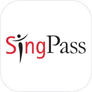 SingPass Mobile Online PC (Windows / MAC)