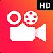 YouTube用ビデオエディタ