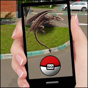 Pocket Dragon GO AR For PC