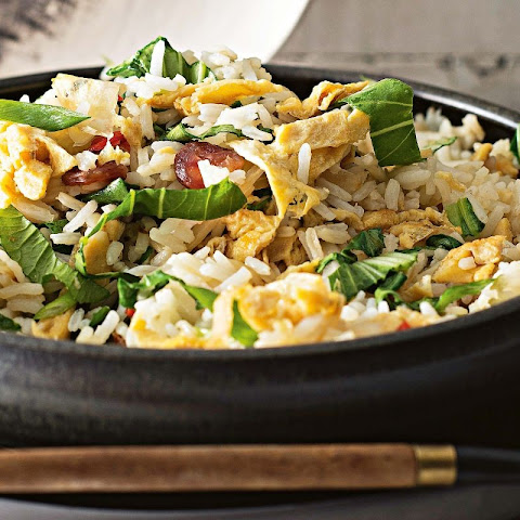 Easy Peasy Fried Rice