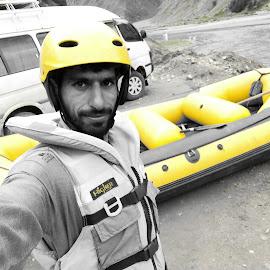 Rafting by Faraz Malik - Sports & Fitness Other Sports
