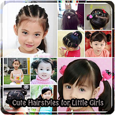 Cute Hairstyle for Little Girl