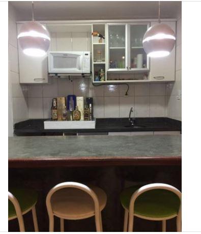 Flat com 1 dormitório à venda, 30 m² por R$ 137.000,00 - Centro - São Vicente/SP