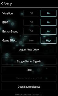 Game Full of Music 1 ( MP3 Rhythm Game ) APK for Windows Phone