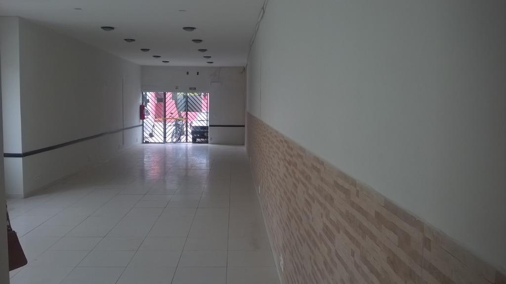 [Salão comercial para locação, Jardim Ana Maria, Jundiaí.]