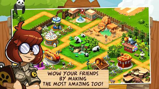 Wonder Zoo - Animal rescue ! screenshot 16