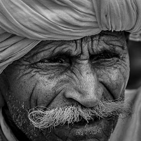 AGE by Sankalan Banik - People Portraits of Men