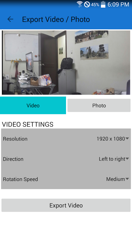 DMD Panorama Pro Screenshot 5
