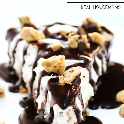 Chocolate Chip Cookie Dough No-Bake Cheesecake