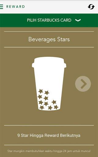 Starbucks Indonesia screenshot 2