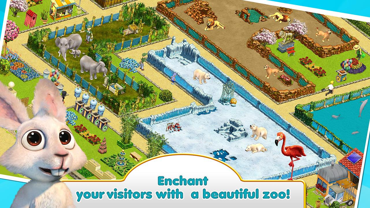 MyFreeZoo Mobile Screenshot 1