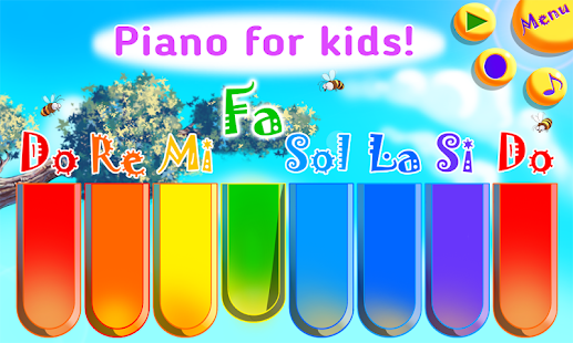 Baby Zoo Piano with Music for Toddlers and Kids for pc