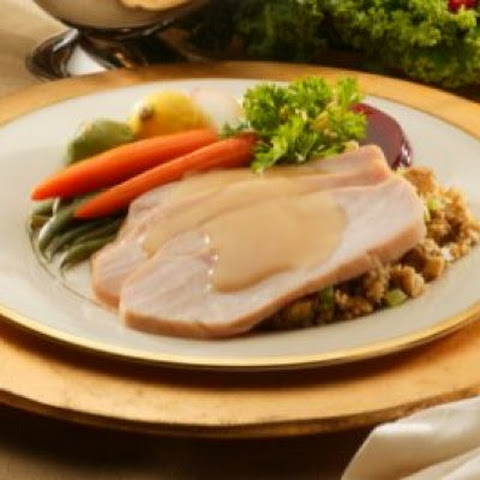 Flavorful Turkey Breast In The Crockpot!