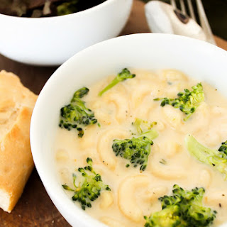Vegetarian Broccoli Cheese Soup Recipes