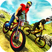 Uphill Offroad Bicycle Rider APK for Bluestacks