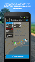 Screenshot of MapLink Trânsito & GPS offline