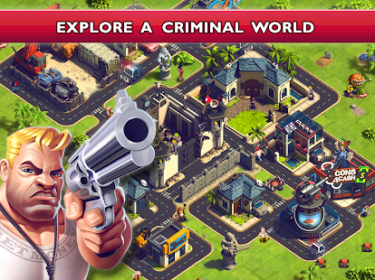 Game Crime Coast: Gang Wars APK for Windows Phone