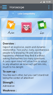 App Horoscope APK for Windows Phone