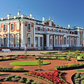 President Palace by Tomasz Budziak - Buildings & Architecture Public & Historical ( palace, estonia, architecture )