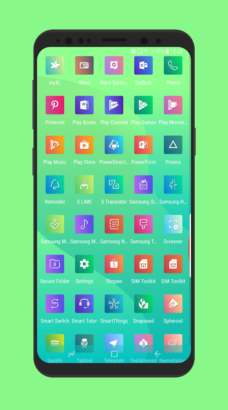 Anoo Icon (Beta) Screenshot 7