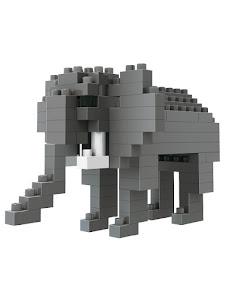 """Nano Конструктор """"Животные"""" слон"""