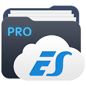 ES File Explorer/Manager PRO for Lollipop - Android 5.0
