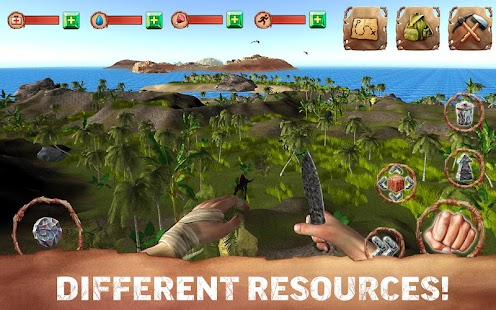 Dinosaur Hunt Survival Pro Screenshot