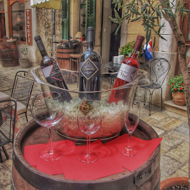 What will it be by Mandy Hedley - Food & Drink Alcohol & Drinks ( wine, alcohol, croatia glass red,  )