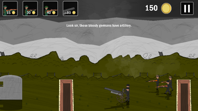 Trenches Of Europe APK screenshot thumbnail 1