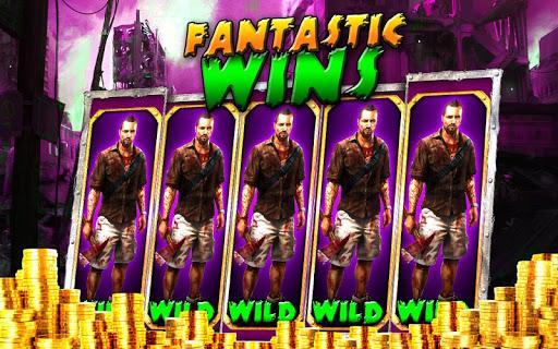 Zombie Attack Slot Machines - screenshot