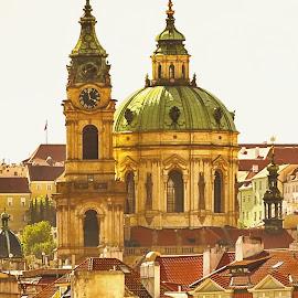 Praha by Petr Olša - Buildings & Architecture Architectural Detail