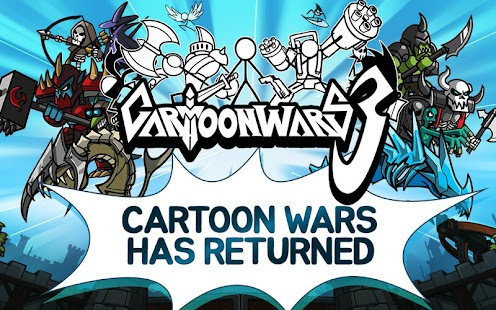 Cartoon Wars 3