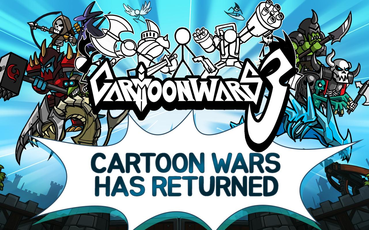 Cartoon Wars 3 Screenshot 0