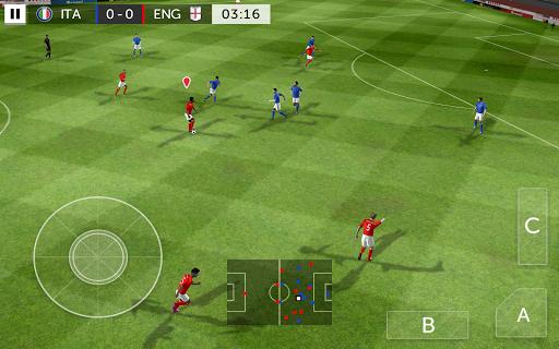 First Touch Soccer 2015 - screenshot