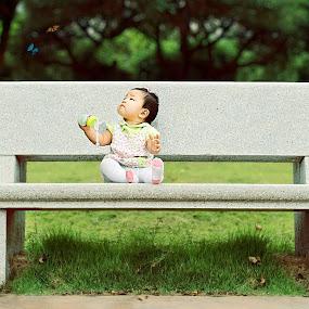 by Sandy Boentarya - Babies & Children Children Candids