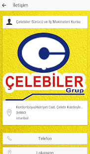 Çelebiler Grup - screenshot