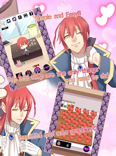 APK Game 100 Years Love with a Vampire for BB, BlackBerry
