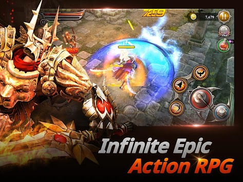 Blade: Sword of Elysion apk screenshot