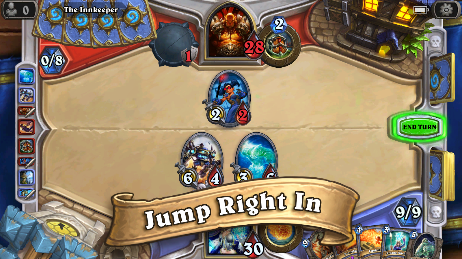 Hearthstone Screenshot 2